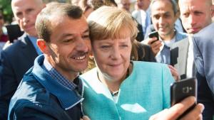 Rätsel Merkel