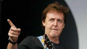 Paul McCartney und die Schöpfung