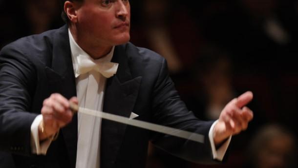 Ich will als Dirigent immer das Schwerste