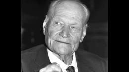 """Thomas Huber liest """"Für Allezeit"""" von Giuseppe Ungaretti"""