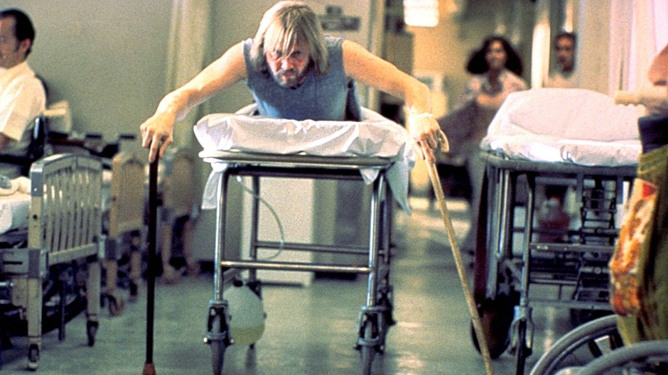 "Jon Voight in dem Veteranen-Film ""Coming Home"" (1978)"