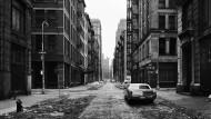 """Thomas Struths """"Crosby Street, Soho, New York"""", aufgenommen 1978"""