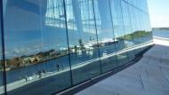 Reiseziel Oslo: Alles drängt zum Wasser, zum Fjord, zum Meer