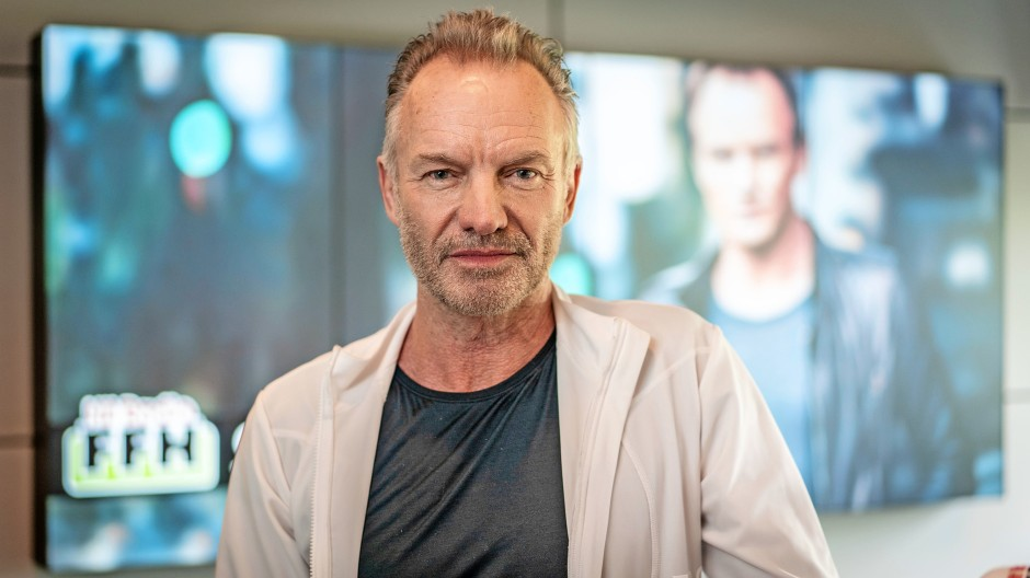 So jung wie eh und je: Sänger Sting