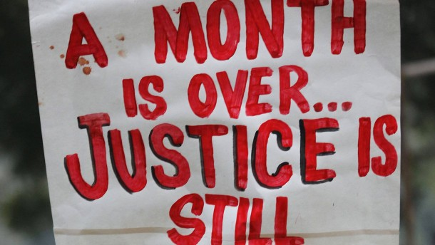 Vergewaltigungs-Prozess in Indien