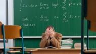 Traumberuf? Von wegen: Lehrer am Rande des Zusammenbruchs