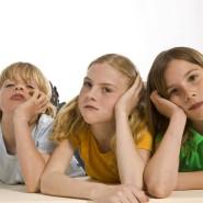 Schüler im Lockdown - dazu gehörte auch: keine Freunde treffen.