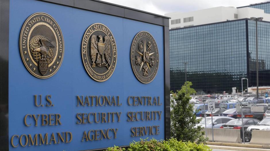 Macht und Allmachtsphantasie: Die Zentrale der National Security Agency in Fort Meade, Maryland