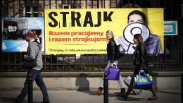 Lehrerstreiks und Regierungsversprechen