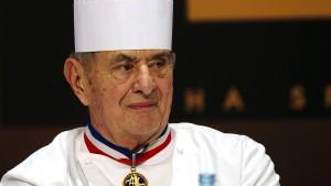 Französischer Spitzenkoch Paul Bocuse gestorben