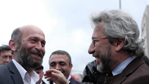 In Stockholm geehrt, in der Türkei verfolgt