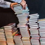 Stapelware: Der Deutsche Buchpreis hat Romane immer wieder zu Bestsellern gemacht.