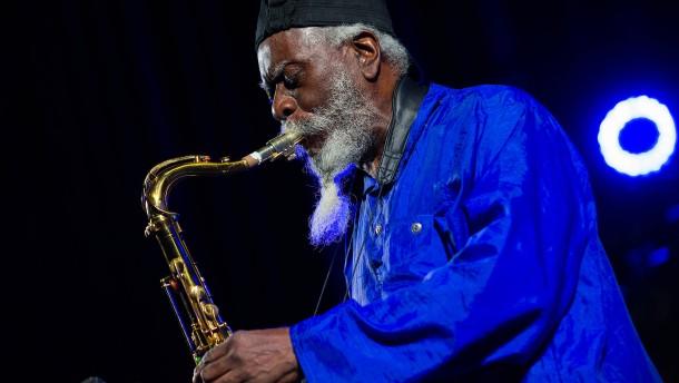 Der Hohepriester des Ethno-Jazz
