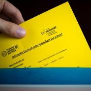 """Umfragebogen zum Thema """"Schimpfen und beleidigen"""" zu einem Sonderforschungsbereich der Technischen Universität Dresden"""
