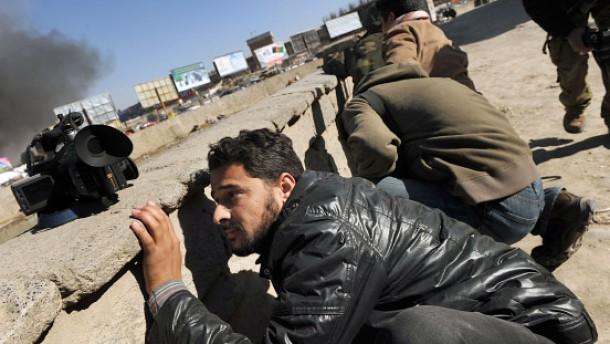 Brief Nach Afghanistan : Kommunikation in afghanistan krieg der wahrnehmung
