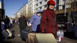 So tanzen die Städte im russisch-chinesischen Grenzgebiet