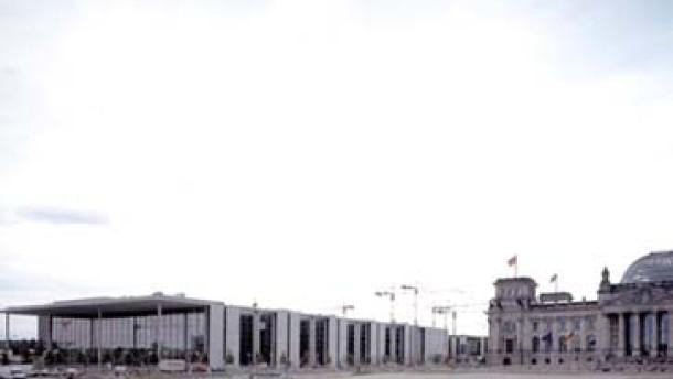 """Ein Giraffenhaus"""" für Abgeordnete in Berlin"""