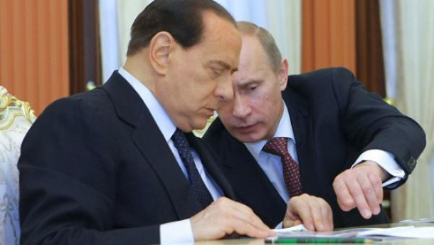 Eine geopolitische Männerfreundschaft