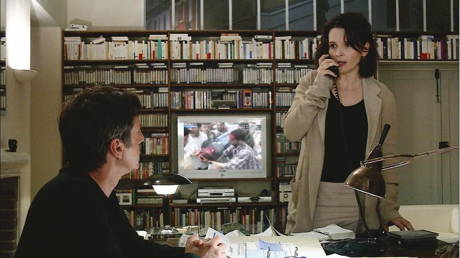 Michael Haneke hat den Europäischer Filmpreis in der Kategorie Bester Film und Beste Regie für Caché erhalten.