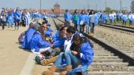 Auschwitz morgen