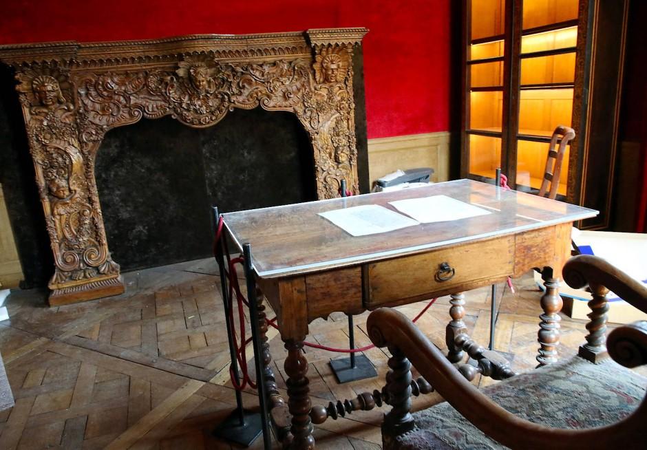 Hat auch schlimm gewohnt: Das Maison-musée de Balzac in Paris.