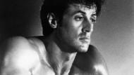 """Nicht Faust II, aber doch """"Rocky IV"""": Sylvester Stallone 1985 in all seiner vorbildlichen Nachdenklichkeit."""