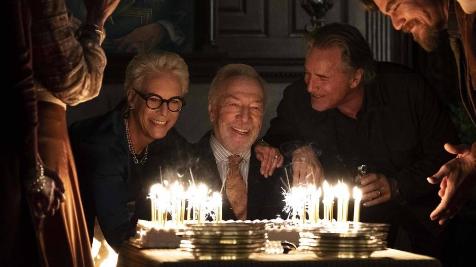 """Christopher Plummer in seinem jüngsten Film, """"Knives Out"""", der demnächst in die deutschen Kinos kommt."""