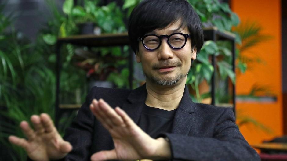 Seine Spiele sollen großes Kino sein: Ursprünglich wollte der Entwickler Hideo Kojima Filmregisseur werden.