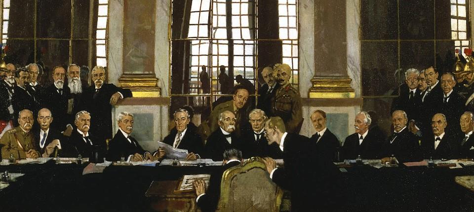 Wann Endet Der Versailler Vertrag