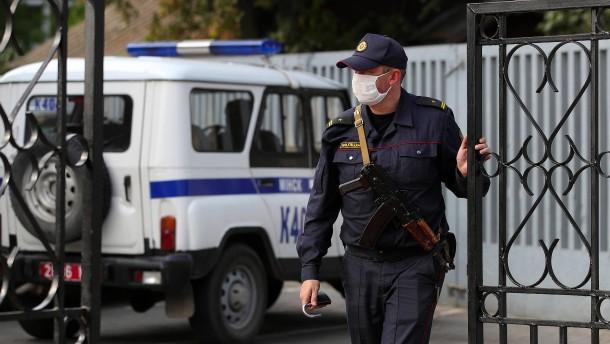 Weltweit sitzen mindestens 387 Journalisten im Gefängnis