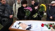 Das Leiden des Sergej Magnizki