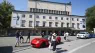 Will bei Debatten künftig auch stärker mitreden: Das Deutsche Museum in München