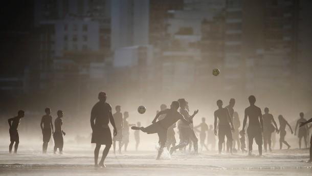 Gott ist kein Brasilianer mehr