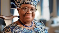 Ngozi Okonjo-Iweala, 66, führt seit diesem Monat die WTO. Die Ökonomin leitete zuvor die Impfallianz Gavi und arbeitete lange für die Weltbank.