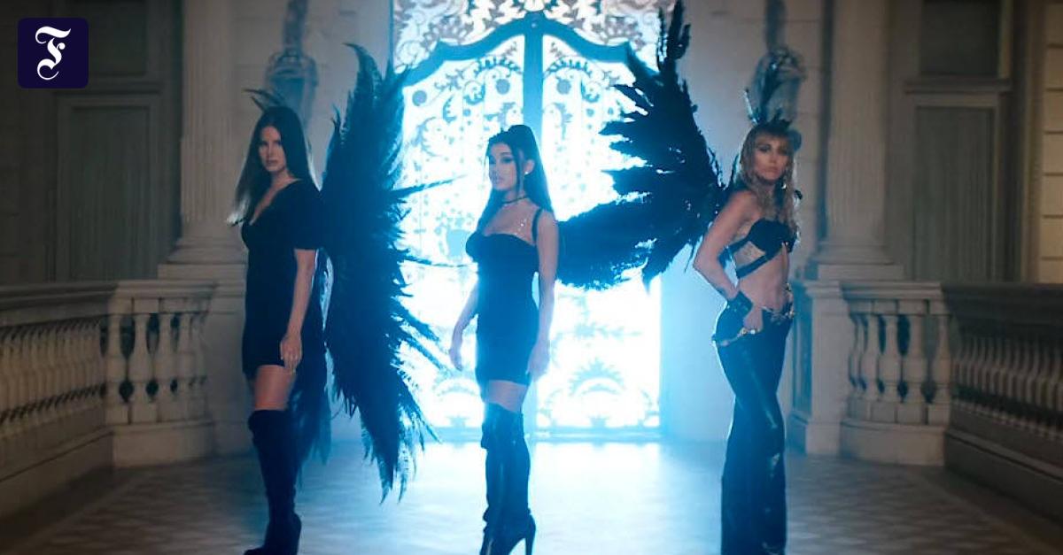 """""""Don't call me angel"""": Ariana Grande, Miley Cyrus und Lana Del Rey singen für Charlie"""