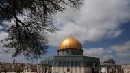 In Johann Sebastian Bachs Passionen ist Jerusalem oft beschrieben, auch wenn er selbst nie dort gewesen ist.