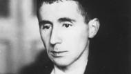 """Bertolt Brecht: """"Dauerten wir unendlich"""""""