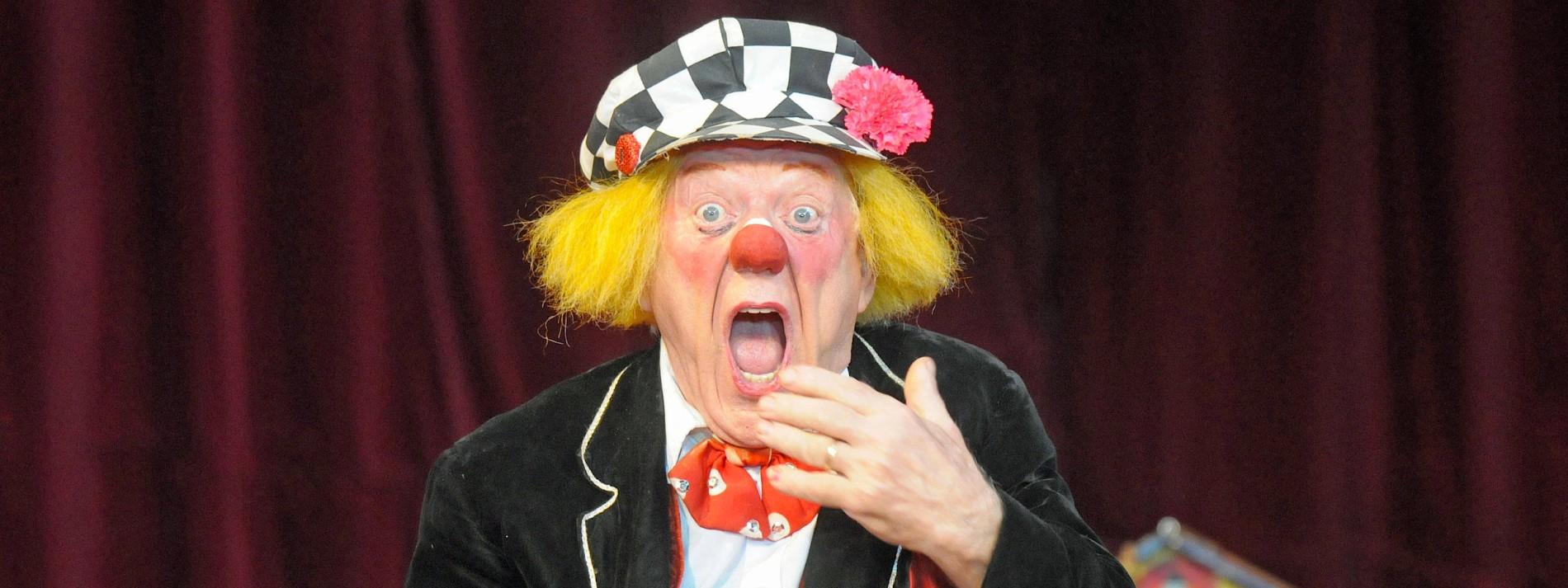 Warum wir Clowns lieben und fürchten