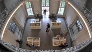 Das Museum als Insel