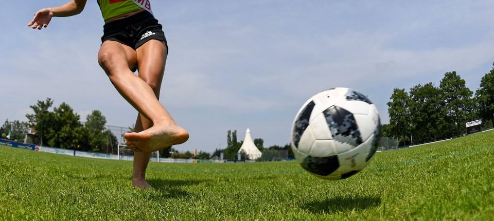 Der Fussball Gehort Euch Nicht Sexismus Bei Der Wm