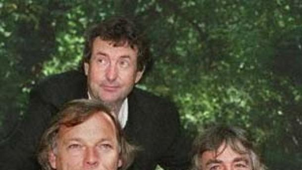 Bob Geldof bringt Pink Floyd wieder zusammen