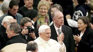 Töne, die den Papst bewegen
