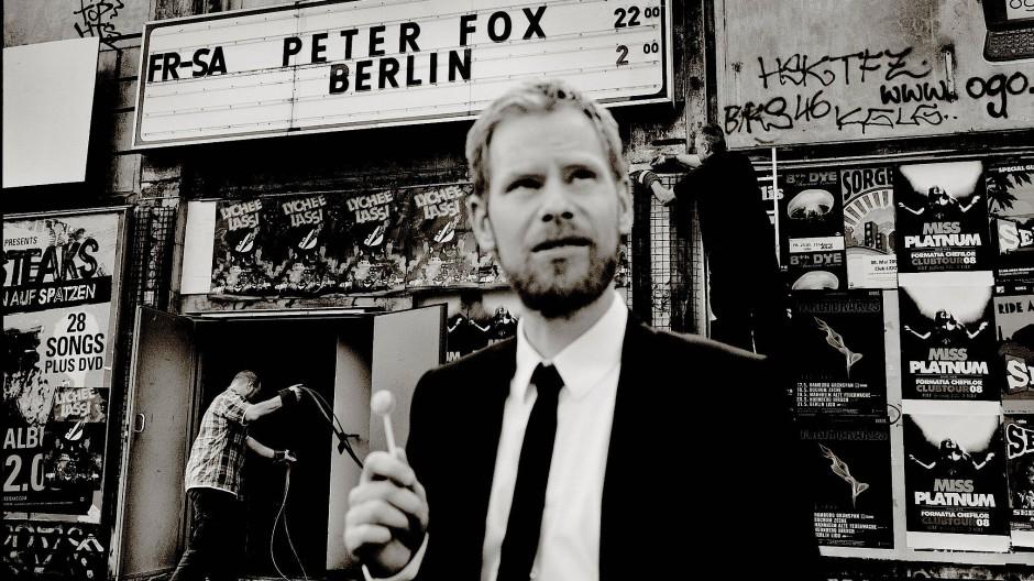 Zelebriert mit Affenpower Gassenhauer: Peter Fox