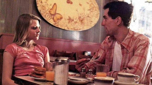 "Es begann in New York: Jodie Foster mit Robert de Niro in ""Taxi Driver"""