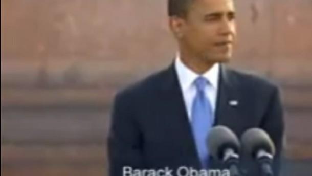 Unser Obamale