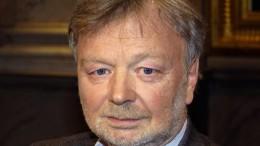 Journalist Michael Jürgs gestorben