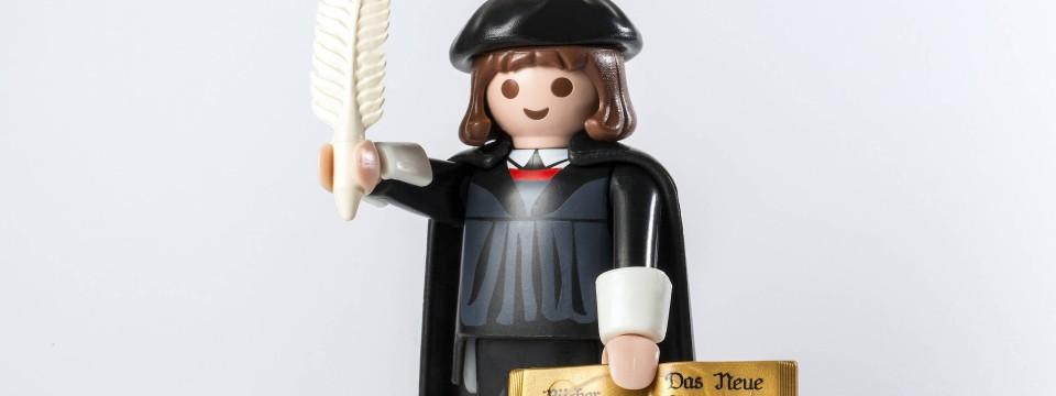 Martin Luther und das Reformationsjubiläum