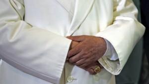 Der Papst auf der Anklagebank