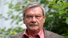 Der Schauspieler Wolfgang Winkler ist tot