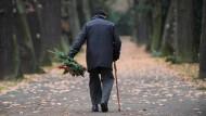 Totensonntag, der letzte Sonntag des Kirchenjahres vor dem ersten Adventssonntag.